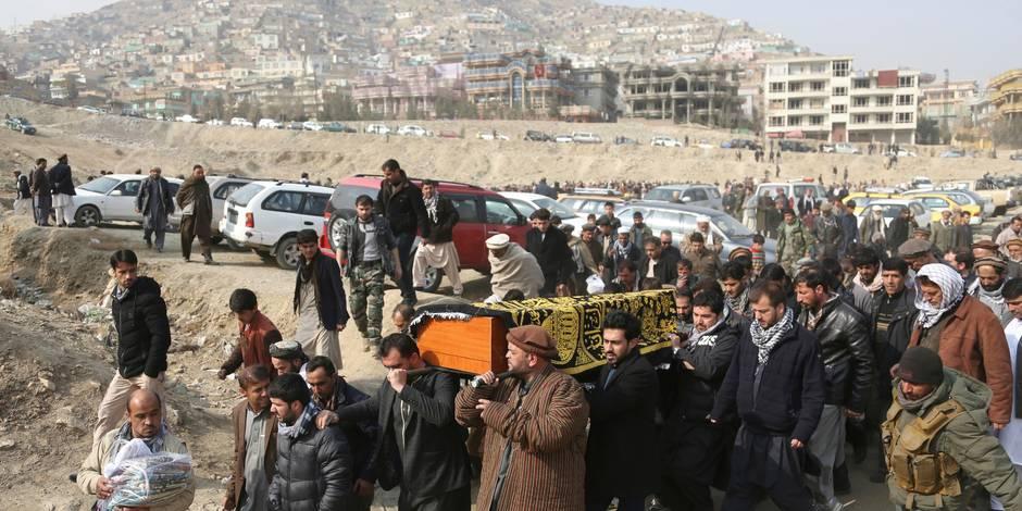 """Attentat à Kaboul : """"Les talibans n'ont jamais contrôlé autant de territoires depuis 2001"""""""
