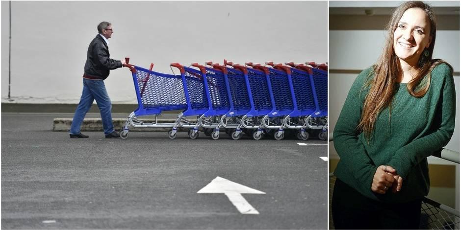 Après avoir négocié la restructuration chez Delhaize, Delphine Latawiec fera face à la direction de Carrefour