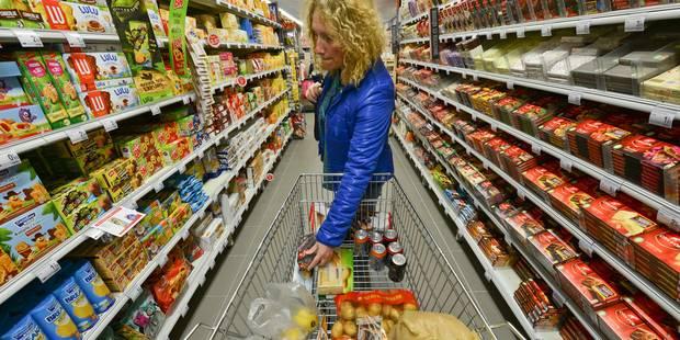 Les supermarchés ont fait disparaître 363 tonnes de sucre de leurs produits - La Libre