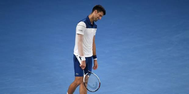 Un journal allemand annonce une opération pour Novak Djokovic - La Libre