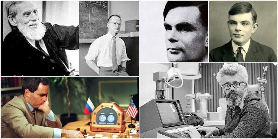 Dans le rétro: Qui sont les pionniers de l'intelligence artificielle?