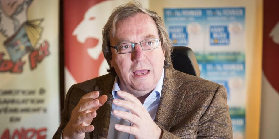 Paul-Emile Mottard (PS) démissionne de la présidence du CA de Publifin