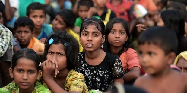 La Birmanie dément une enquête de presse décrivant un massacre de Rohingyas - La Libre