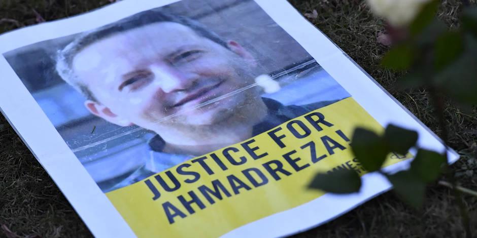 La peine de mort du professeur de la VUB Ahmadreza Djalali confirmée par la Cour suprême iranienne