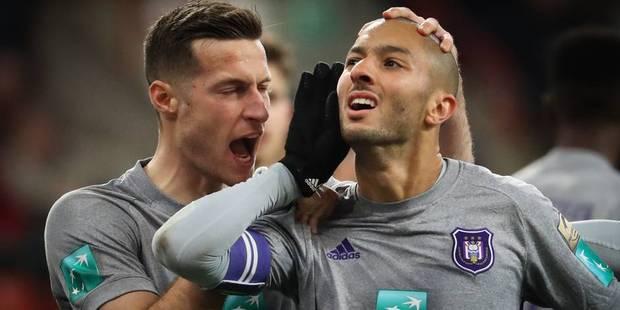 """Hanni revient sur son départ d'Anderlecht: """"On m'a dit que si je partais, Anderlecht pouvait oublier le titre"""" - La Libr..."""