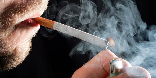 On vend de moins en moins de cigarettes et l'Etat y perd de l'argent - La Libre