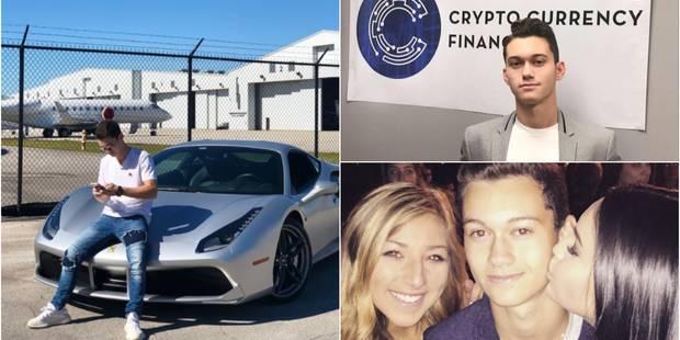 millionnaire bitcoin de 15 ans
