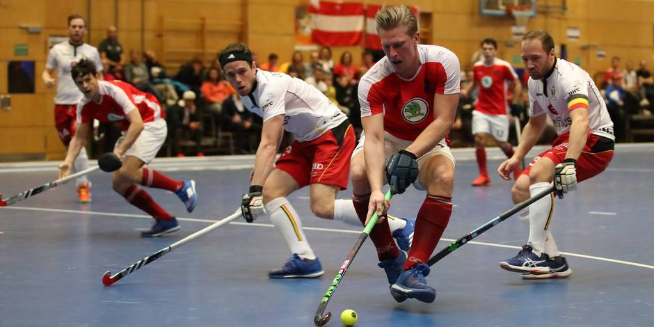 Hockey: Les Indoor Red Lions pris à froid
