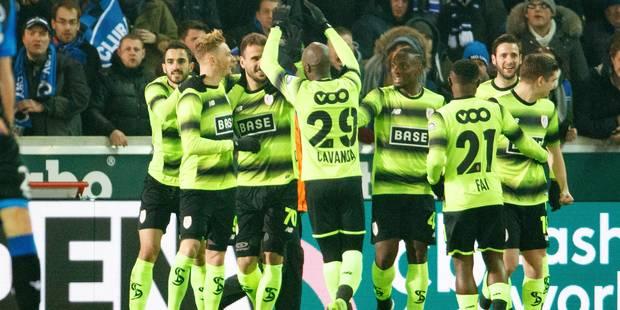 Coupe de Belgique: Le Standard battu à Bruges mais qualifié méritoirement! - La Libre