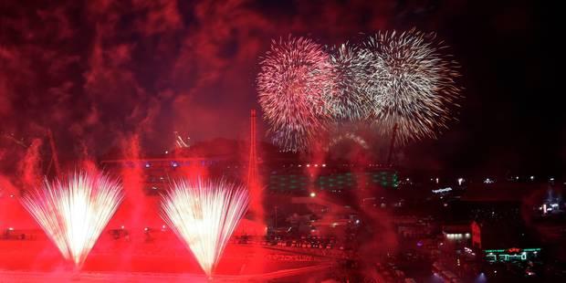 JO 2018 - La cérémonie d'ouverture des Jeux olympiques d'hiver de Pyeongchang a débuté - La Libre