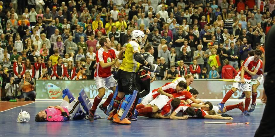 Hockey Mondial Indoor: l'Autriche confirme son titre européen