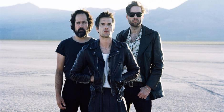 The Killers, nouvelle tête d'affiche de Werchter