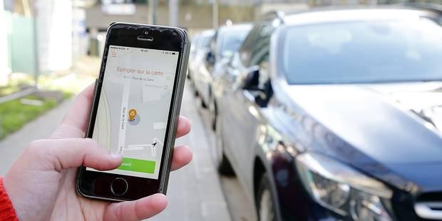Un nouveau Uber 100% bruxellois débarque - La Libre