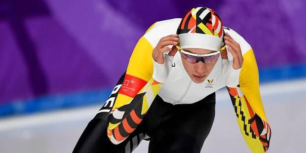 JO 2018 | Bart Swings prend la 8e place du 10.000 mètres - La Libre