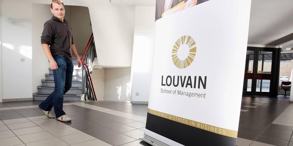 LSM - Louvain School of Management