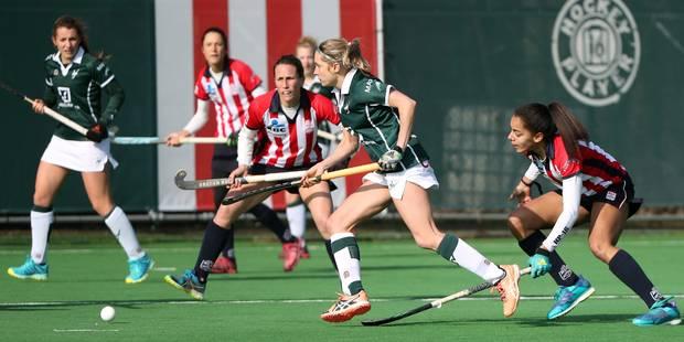 Championnat Dames Honneur : Bruges, dernier au classement, engrange sa première victoire - La Libre