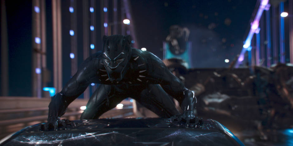 """""""Black Panther"""" cartonne aux Etats-Unis"""