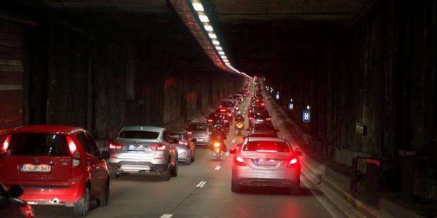 Bruxelles: le retrait de l'amiante du tunnel Léopold II coûtera 12 millions d'euros - La Libre