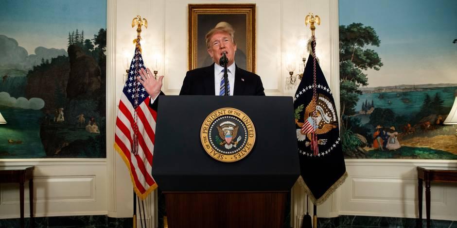 Trump soutient un renforcement des contrôles après la tuerie en Floride