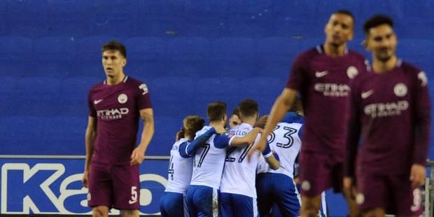 Les Belges à l'étranger: Manchester City, avec De Bruyne, éliminé par un club de D3 en Coupe d'Angleterre ! - La Libre
