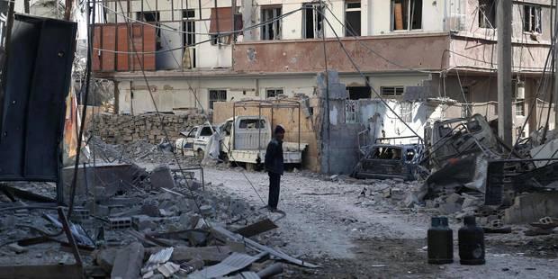 Ghouta orientale: les puissances internationales appellent l'ONU à intervenir, la Croix-Rouge réclame un accès d'urgence...