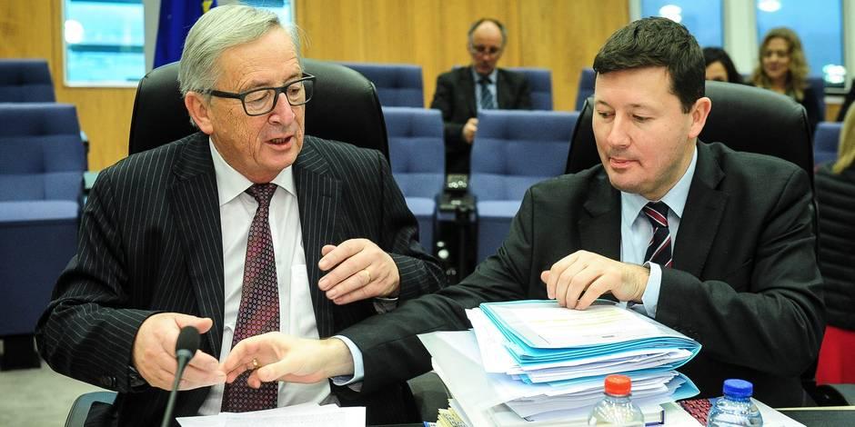 """Commission européenne: Juncker se la joue """"House of cards"""" en plaçant son ancien chef de cabinet Martin Selmayr"""