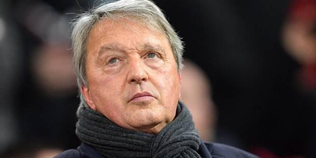 Van Holsbeeck va-t-il rebondir à l'Antwerp? - La Libre