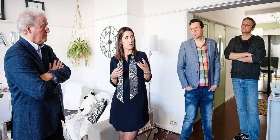 Bruxelles - Ixelles: Didier Gosuin présente une nouvelle prime à l'entrepreunariat pour les indépendants de 4000€