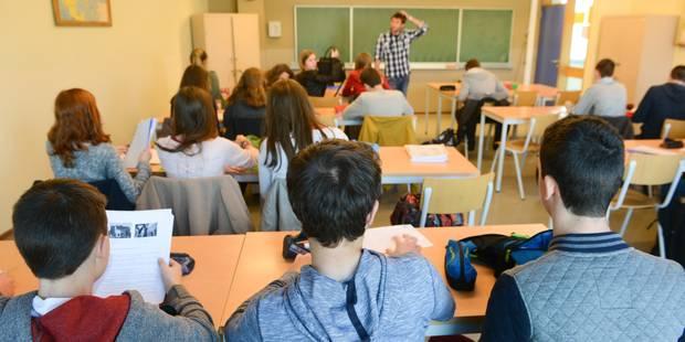 La durée des études pour devenir enseignant sera rallongée dès 2019 - La Libre