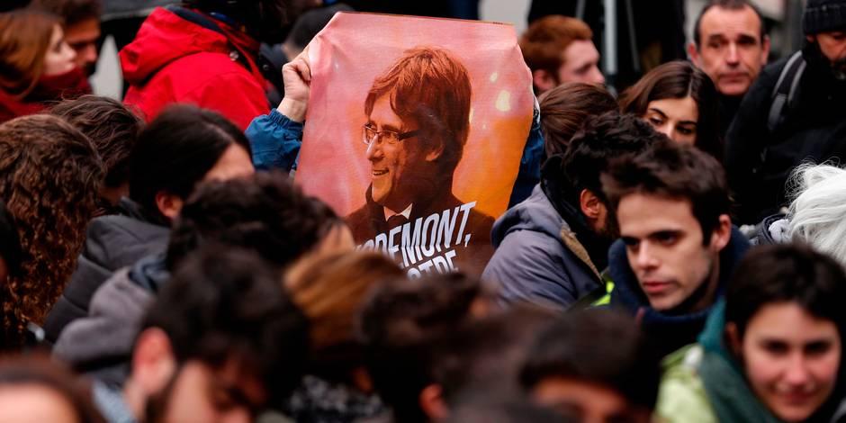 Le parlement catalan tentera le 1er mars de débloquer l'investiture d'un président