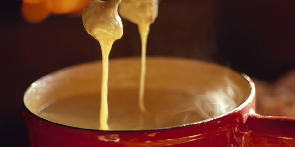 Envie de fondues, raclettes, fromages pour affronter le grand froid? Voici quelques bons plans à Bruxelles