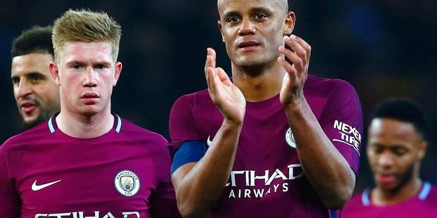 Manchester City va tenter de remporter un premier trophée cette saison - La Libre