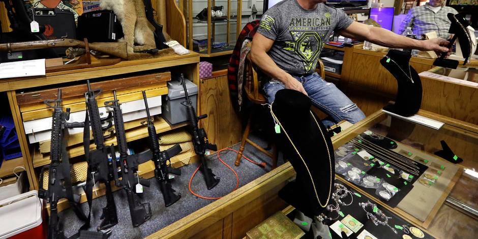 Etats-Unis: La fusillade en Floride a changé la donne pour les fabricants d'armes, désormais sous pression