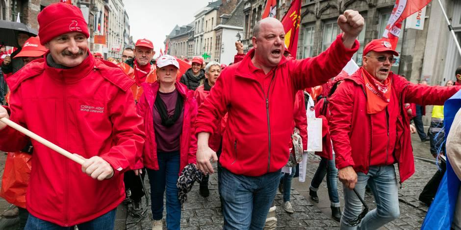 Pourquoi la CGSP est seule à faire grève ce mardi - La Libre