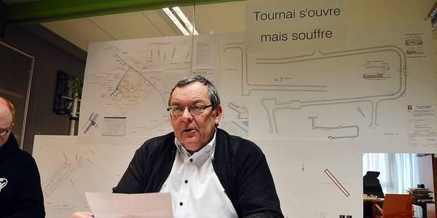 Tournai: Quelques gros chantiers en vue - La Libre