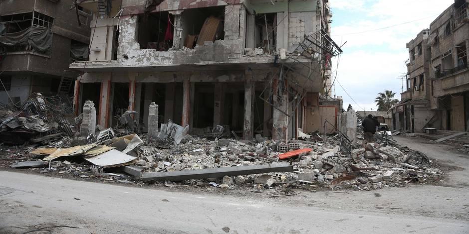 Conflit en Syrie : une trêve compromise dans la Ghouta, où de nouvelles victimes civiles sont rapportées