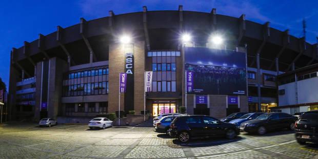 """Vers une """"interdiction de périmètre"""" autour des stades de football - La Libre"""