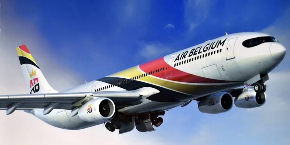 Le premier avion d'Air Belgium arrrive ce soir à Bruxelles