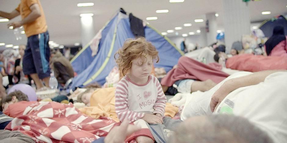 """Documentaire : """"Born in Syria"""" ou comment les enfants vivent l'exil"""