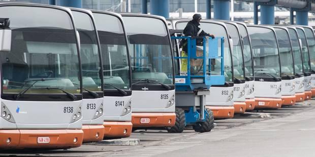La STIB, le plus gros employeur bruxellois, recrutera encore 650 personnes en 2018 - La Libre