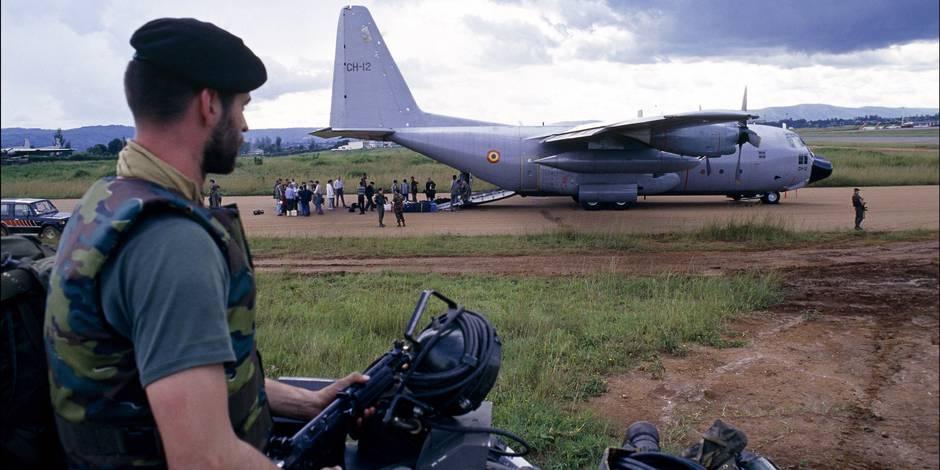 Génocide rwandais: Entre Bruxelles et l'ONU, qui commandait réellement les casques bleus ?