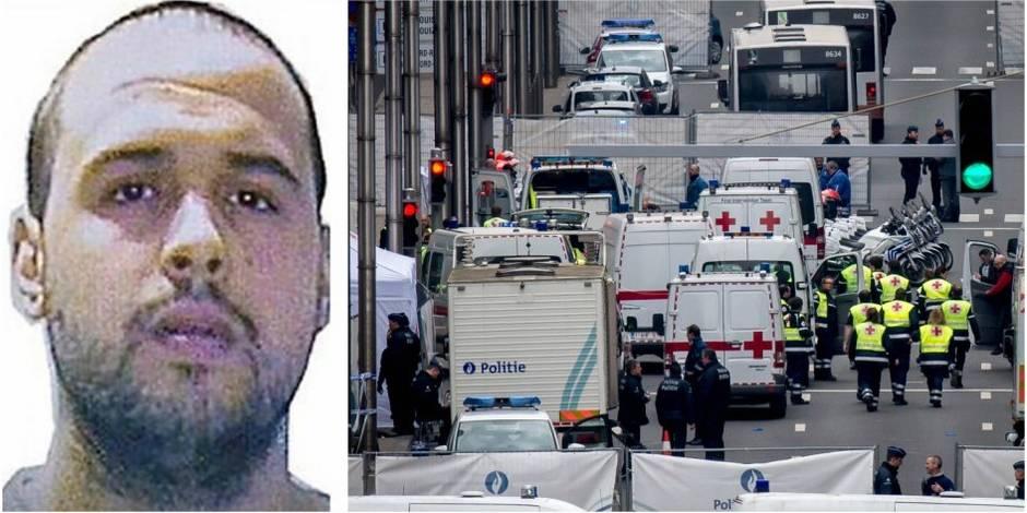 """Attentats à Bruxelles: en octobre 2015, des """"appels au djihad"""" avaient été retrouvé chez Khalid El Bakraoui"""