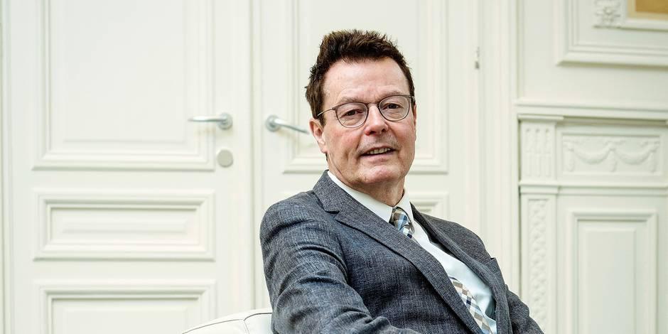 """Johan Van den Driessche, chef de file N-VA bruxellois: """"Bruxelles et la Flandre sont des frères siamois"""" - La Libre"""