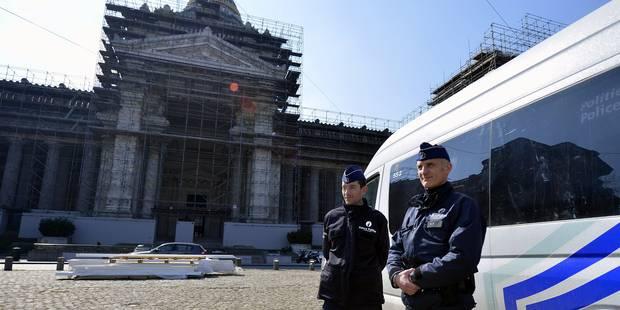 Le 20 mars, le monde judiciaire manifeste au Palais de Justice de Bruxelles - La Libre