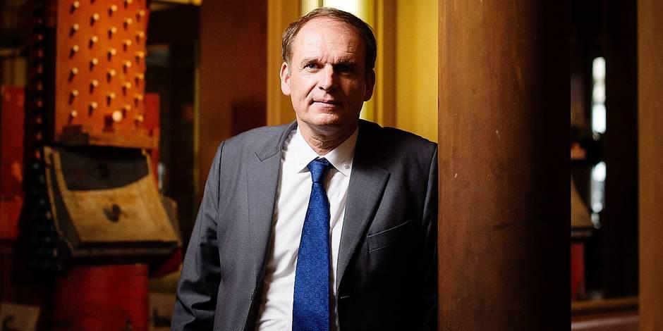 Bruxelles - Alain Destexhe (MR) Sénateur et Député bruxellois