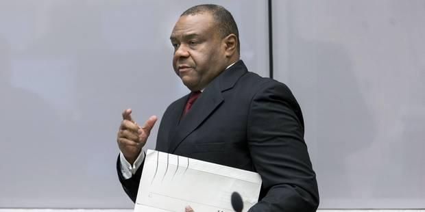 RDC: la peine de Bemba confirmée en appel par la CPI concernant la subornation de témoins - La Libre