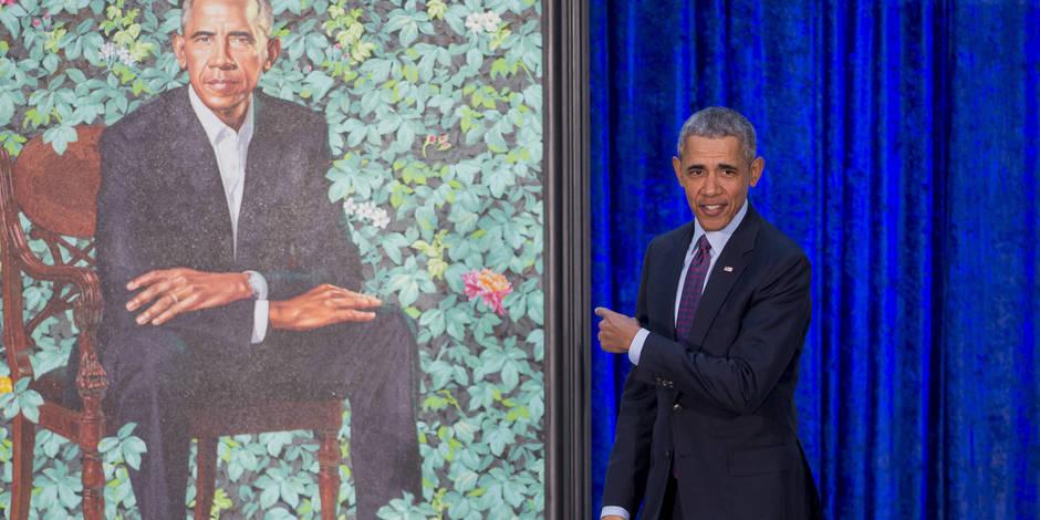 Les Obama vont produire des émissions pour Netflix