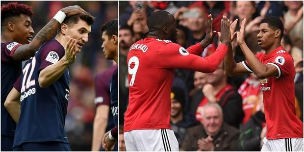 Belges à l'étranger: Meunier ouvre la marque pour le PSG, Lukaku à l'assist face à Liverpool (VIDEOS) - La Libre