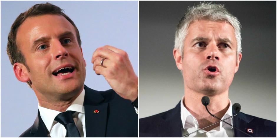 France: Macron en baisse de popularité, Wauquiez dégringole