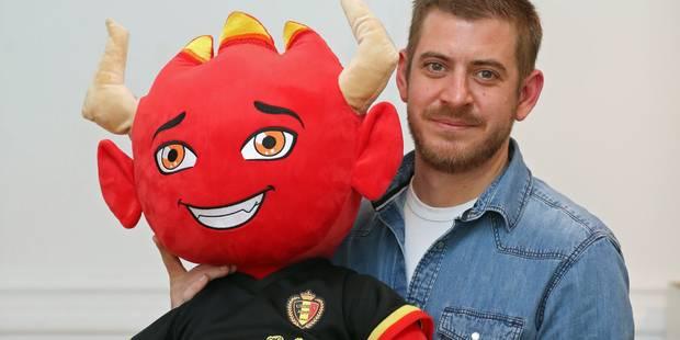 Voici le nom de la mascotte des Diables rouges pour la Coupe du monde (VIDEO) - La Libre
